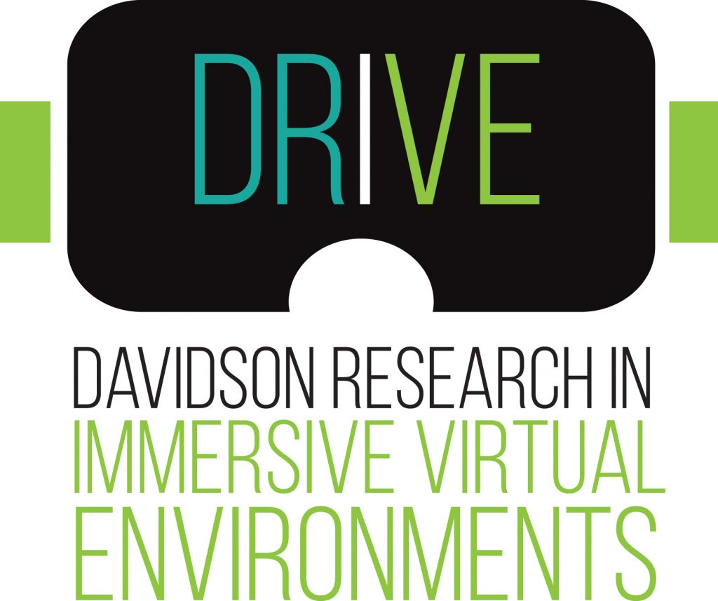 Davidson Research in Immersive Virtual Environments logo